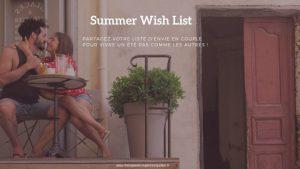 Un été en amoureux